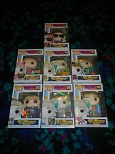Harley Quinn - Set Of 7 Funko Pops - Incl. Hot Topic/Box Lunch/Specialty Series