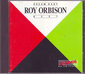 ZOUNDS - ROY ORBISON - Dream Baby - rare audiophile CD 1992