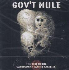 Gov't Mule / The Best Of The Capricorn Years (& Rarities) (2 CDs, NEU! OVP,NEW)