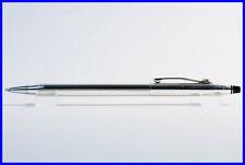 CROSS versilbert Société Kugelschreiber / Classic Century pencil made in Ireland