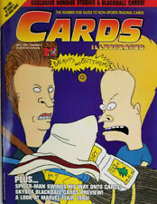 Cards Illustrated Magazine May 1994 - Beavis & Butt-Head No Label NM