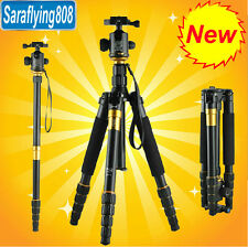 Brand New Digital Camera SLR DSLR Travel Tripod Ball Head Light-Weight Professio