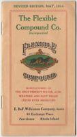 1914 Flexible Compound Marvelous Paint & Preservative Alternative Booklet