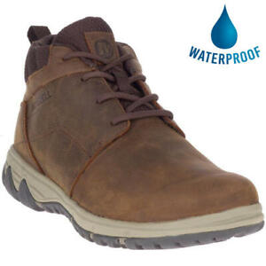 Merrell All Out Blaze Fusion Mens Lace Up Ankle Desert Chukka Boots Size UK 7-12