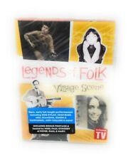 Legends of Folk: The Village Scene Dvd