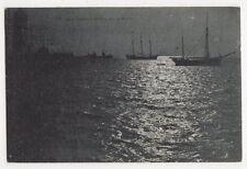 Spain, Una Puesta De Sol En La Bahia Postcard, B082
