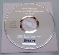 EPSON Stylus Photo 830 U CD Originale