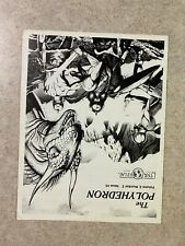 the POLYHEDRON 1982 Issue 5 Volume 2 Number 2 RPGA Network TSR Newszine VF #T952