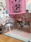 """SDCC Tokidoki Unicorno Figure 10"""" Convention Exclusive Rare w/ Tote and Fan"""
