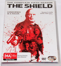 The Shield : Complete Fifth Season (5) (DVD, 2009, 4-Disc Set)