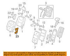 Honda Genuine 81332-SHJ-A01 Seat Cushion Pad