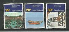 Nueva Zelanda 1979 C/riqueza parlamentaria con 'F SG, 1207-1209 u/mm nh Lote 1876A