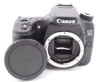 Canon EOS 70D 20.2 MP DSLR Camera Body W/ ACCESSORIES - SHUTTER COUNT 627