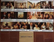 DISTANT VOICES, STILL LIVES Terence Davies PETE POSTLEWAITE Jeu de 12 Photos