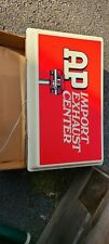 NOS AP Import Exhaust Center Lighted Sign new in box