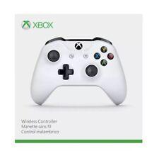 Microsoft Xbox One Wireless Controller White - Broken MIC Port -