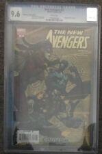New Avengers #27 Coliseum Variant CGC 9.6 1st Clint Barton As Ronin! Endgame 4