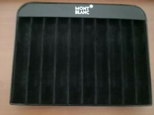 Montblanc tray for 10 pens