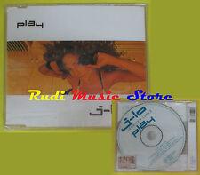 CD Singolo J-LO JENNIFER LOPEZ Play 2001 SIGILLATO SONY no lp mc dvd vhs (S14)