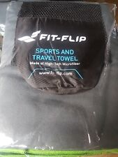 Fit-Flop Microfiber Sports and Travel Towel