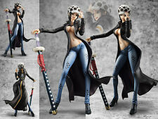 Sexy! One Piece POP I.R.O Trafalgar Law PVC Figure Figurine 21cm NoBox Lady Ver.