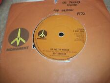 "ROY ORBISON- PRETTY WOMAN (MONUMENT LABEL) VINYL 7"" 45RPM co"