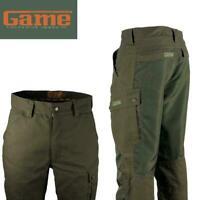 Game Hawk Waterproof Trousers Hunting Fishing Shooting Walking Beating Country