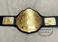 WWE Big Gold World Heavyweight Wrestling Championship Belt