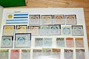 Südamerika ab der Klassik: Nette Sammlung in 5 Steckalben aus Nachlassauflösung