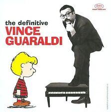 NEW The Definitive Vince Guaraldi (Audio CD)