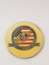 EOD Mobile Unit 1 Challenge Coin