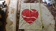 3# 7 Various Holiday Garden Flag House Decor Yard Banner Flags pre-owned/used