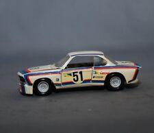 NB SOLIDO BMW 3.0 CLS RALLYE N° 25 1974 EPOQUE DINKY CORGI
