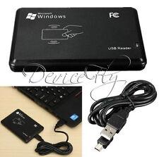 USB RFID Contactless Proximity Sensor Smart ID Card Reader 125Khz EM4100 EM410X