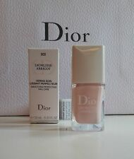 Christian Dior Diorlisse Abricot Smoothing Perfecting Nail Care 800 Snow Pink
