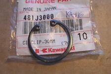 KAWASAKI KX125  KDX200  1982>1985  GENUINE NOS REAR WHEEL HUB CIRCLIP - 481J3000