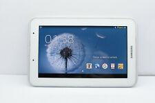 "White 7"" Samsung Galaxy Tab 2 7.0 GT-P3110 8GB WIFI"