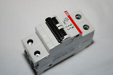 ABB Miniature Circuit Breaker 2 Pole S202K2A