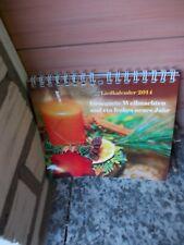 Liedkalender 2014