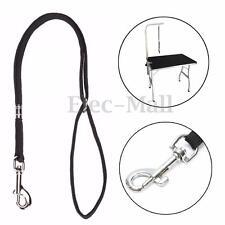 Dog Pet Cat Animal Noose Loop Lock Clip Rope For Grooming Table Arm Bath 52cm