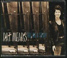 PAT MEARS Tell Me A Story 3 TRACK CD SINGLE w live track in the paradiso