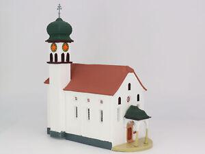 DeAgostini 015 - Fertigmodell Kirche - Spur N - NEU