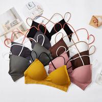 Women Bra Seamless Wire Free Bralette Seamless Bras For Women Sexy Underwear Top