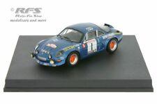 Alpine Renault A110 1800 - Rallye Tour de Corse 1972 Darniche - 1:43 Trofeu 0835