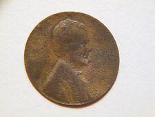 *RARE* 1909? Lincoln Wheat Cent, Paper Thin Split Planchet Error & Missing Core
