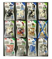 DAISO JAPAN PETIT BLOCK Mini Building Block Toy Assembly Animals New