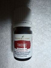 Thieves Vitality Essential Oil Blend Young Living  New Unopened 5 ml