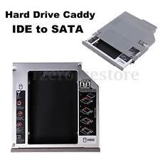 2nd HDD Hard Drive Caddy Bay for DELL D600 D610 D620 D630 D800 D810 D820 D830 -