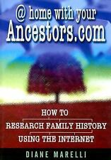 @ Home with Your Ancestors.Com - How to research family history using -ExLibrary