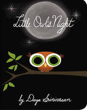 Little Owl's Night, Divya Srinivasan, Very Good Book